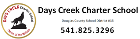 Days Creek Charter School - Douglas County SD #15